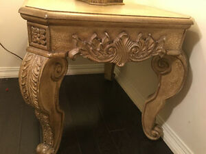 COFFEE TABLE WITH A SIDE TABLE (EXCELLENT CONDITION) Oakville / Halton Region Toronto (GTA) image 5