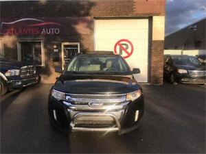 FORD EDGE LIMITED 2013 6CLY... AWD...