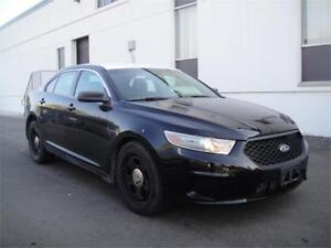 2013 FORD POLICE INTERCEPTOR-PERFECT MECHANICAL COND. UPGRADED!!