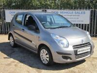 SUZUKI ALTO 1.0L SZ3 A/C 5DR GREY / ONE OWNER ONLY 58K FSH 5 X STAMPS / VGC!!!!!