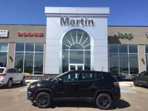 2017 Jeep All-New Compass Sport 4X4