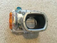Canon WP-DC21 waterproof housing for Canon G9.