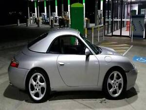 2001 Porsche 911 Carrera Cabriolet 996 Auto Sorrento Mornington Peninsula Preview