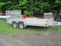 2012 Millroad Manufacturing 93 wide by 14 ft