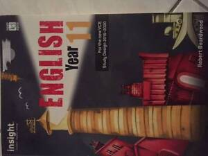 Year 11 text book English Wellard Kwinana Area Preview