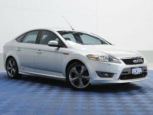 2009 Ford Mondeo MB XR5 Turbo Silver 6 Speed Manual Hatchback East Rockingham Rockingham Area Preview