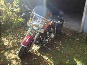 2004 Harley-Davidson FLSTF WE FINANCE GOOD & BAD CREDIT