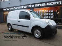 2011 Renault Kangoo ML19 1.5DCi 85ps SatNav E/Pack ABS Diesel white Manual