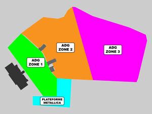 Metallica ! Parc Jean Drapeau July 19 - 2 Tickets Zone 1