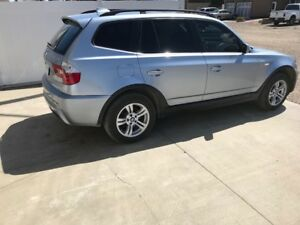 2006 BMW X3 Premium Package 3.0 i SUV, Crossover
