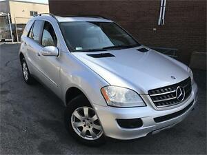 MERCEDES BENZ ML350 2007 AUTO / AWD / AC / MAGS / CUIR !!