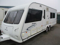 Compass Rallye 644 4 berth tourer