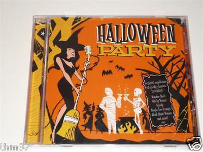 Halloween Party  Spooky Classics & Scary Sounds CD](Spooky Scary Halloween Music)