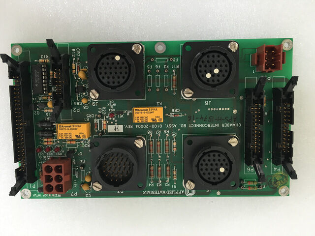 Amat 0100-20004 Wpcb Assy, Chamber Interconnect