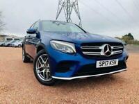 2017 Mercedes-Benz GLC GLC 220d 4Matic AMG Line 5dr 9G-Tronic Auto Estate Diesel