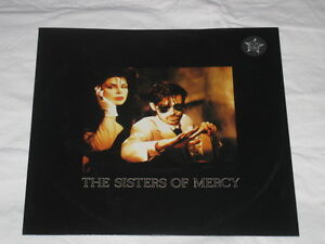 """SISTERS OF MERCY - Dominion Remix 12"""" UK 4 Track - Italia - SISTERS OF MERCY - Dominion Remix 12"""" UK 4 Track - Italia"""