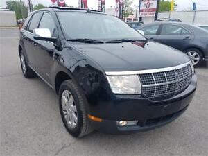 2008 Lincoln MKX, AWD, CUIR, TOIT PANO, AUTO, MAGS, A/C, 3.5L