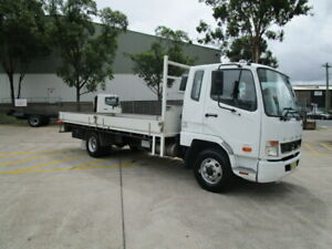 ** 2016 FUSO FIGHTER 1024 STEEL TRAY TOP ** Arndell Park Blacktown Area Preview
