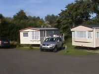 Holiday caravan to let Shanklin Isle of Wight