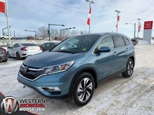 2016 Honda CR-V Touring- Low KM, Local!!