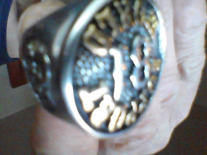 Bague SUPPORT 81 WORLD a vendre