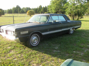 1966 Mercury Parklane  Sedan - 390 V8 - PARTS OR RESTORE