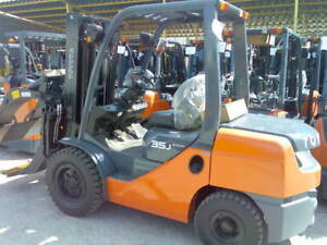 Forklift Consultations – We'll help you negotiate the best deal