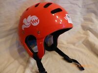 Helmet for watersports