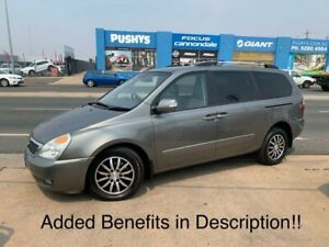 2010 Kia Grand Carnival VQ MY11 Platinum Tiptronic Grey 5 Speed Sports Automatic Wagon Fyshwick South Canberra Preview