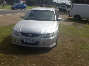2005 Holden Commodore VZ Acclaim Silver 4 Speed Automatic Sedan Hastings Mornington Peninsula Preview