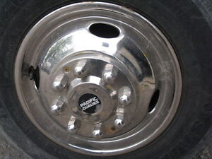 Set of Stainless Wheel Liners ,Complete Kawartha Lakes Peterborough Area image 1