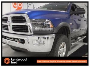 2015 Ram 2500 Power Wagon 6.4L V8 with heated power seats and st
