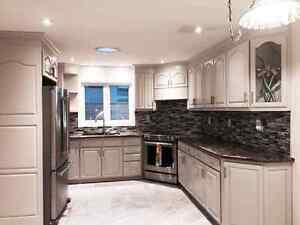 Looking for professional Cabinet Painting? Look no further.