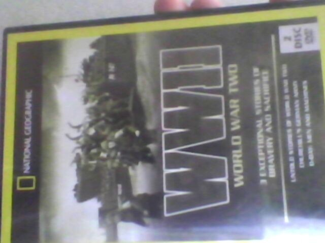 National Geographic - WWII Collection (Untold Stories / Churchills German Army /
