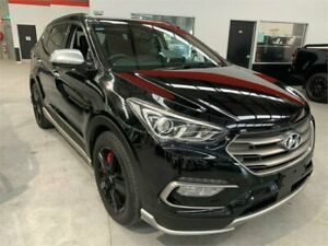 2016 Hyundai Santa Fe DM3 MY16 SR Black 6 Speed Sports Automatic Wagon Boolaroo Lake Macquarie Area Preview