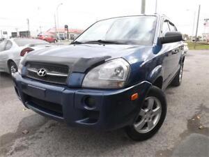 2008 Hyundai Tucson L