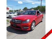 MERCEDES C 250C COUPE 2012 GARANTIE MERCEDES TOIT PANORAMIC A/C