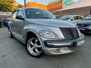 2000 Chrysler PT Cruiser PT Classic Silver 4 Speed Automatic Wagon Hamilton Newcastle Area Preview