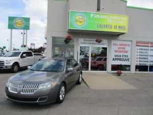 Lincoln MKZ 4dr Sdn AWD 2010
