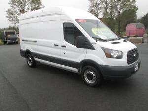 17 Ford Transit E250 Highrise