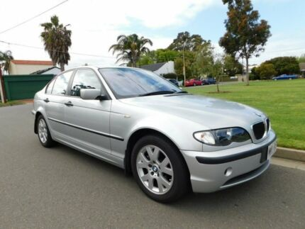 2003 BMW 318I E46 MY2003 Steptronic Silver 5 Speed Sports Automatic Sedan Somerton Park Holdfast Bay Preview
