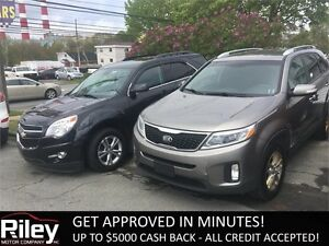 2015 Kia Sorento LX STARTING AT $131.41 BI-WEEKLY