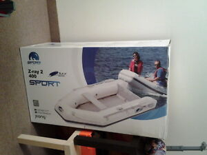 10 foot long inflatable dinghy - Brand new