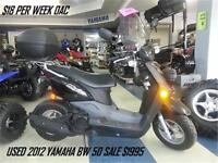 ENJOY THE SUMMER AND SAVE ON GAS SCOOTERS FROM $1995