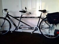 Tandem Bicycle - Shop New -Immaculate