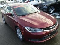2015 Chrysler 200 LX LOW LOW LOW KMS!!! EXCELLENT CONDITION!!