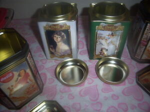 collectible tin containers coca-cola Kingston Kingston Area image 3