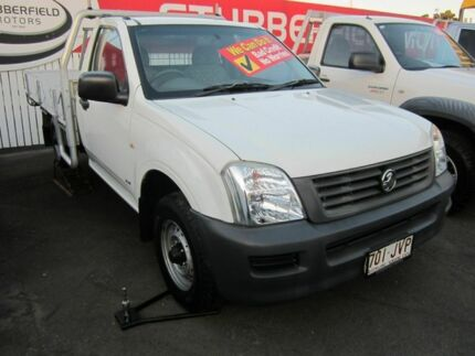 2006 Holden Rodeo RA MY06 Upgrade DX White 5 Speed Manual Utility Capalaba Brisbane South East Preview
