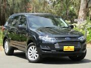 2014 Ford Territory SZ MkII TX Seq Sport Shift Black 6 Speed Sports Automatic Wagon Melrose Park Mitcham Area Preview