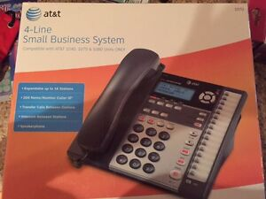 4 line small business phone
